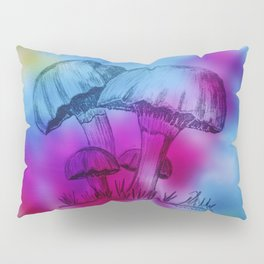 Omi's Mushrooms Pillow Sham