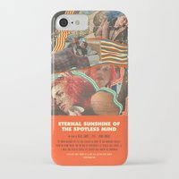 eternal sunshine of the spotless mind iPhone & iPod Cases featuring Eternal Sunshine Of the Spotless Mind - Michel Gondry by Smart Store