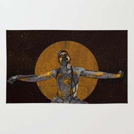 Your Own Personal Jesus Rug