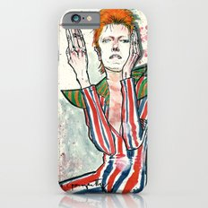 Schiele's Bowie iPhone 6s Slim Case