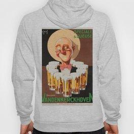 Vintage Beer Poster Hoody