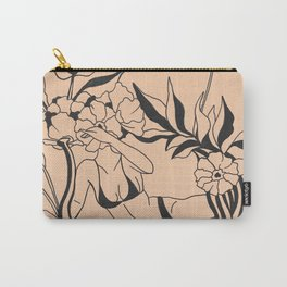Daisy No. 4 Carry-All Pouch