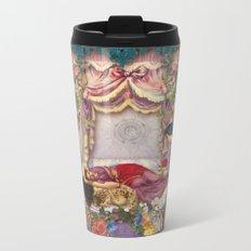 Sleeping Beauty Metal Travel Mug
