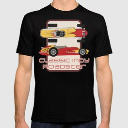 indy raodster tee T-shirt