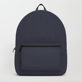 Monochrome collection Gray Backpack