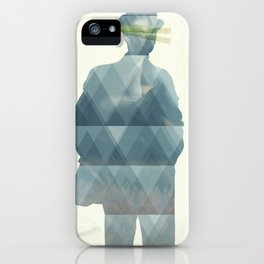 the_horror iPhone Case