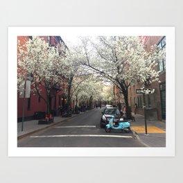 West Village II Art Print