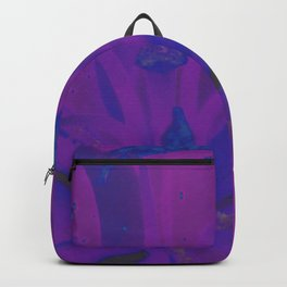 Star Gazer Lilly Up Close Solarized Colors Backpack