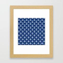 Koi Nobori Magoi Framed Art Print