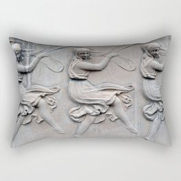 All the single ladies, all the single ladies Rectangular Pillow