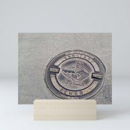 Alien Iron Works Mini Art Print