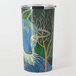 Trees Have Feelings Too Travel Mug