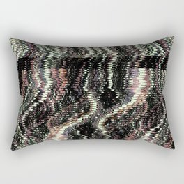 Woven Rectangular Pillow