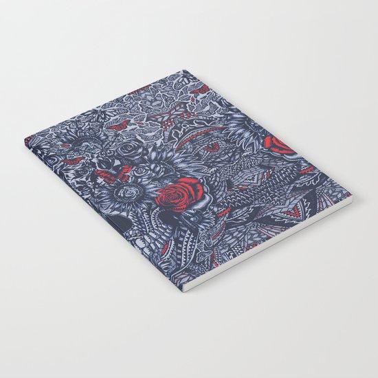 Sensory Overload Americana  Notebook