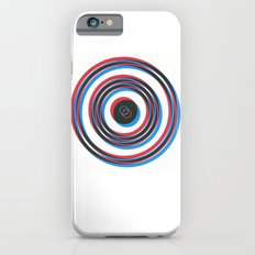 overlapping waves Slim Case iPhone 6s