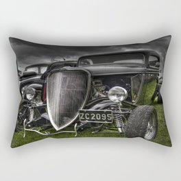 Vintage Ford Rectangular Pillow