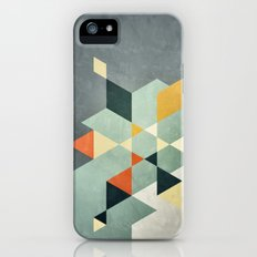 Shape_02 iPhone (5, 5s) Slim Case