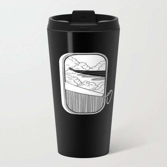 Fresh Air Metal Travel Mug