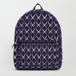 Plum Boudoir Backpack
