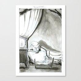 Rumpelstiltskin Canvas Print