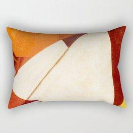 Jangada (Raft) Rectangular Pillow