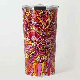 Wold by day Travel Mug