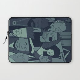 ESCAPE FROM NEW YORK Laptop Sleeve
