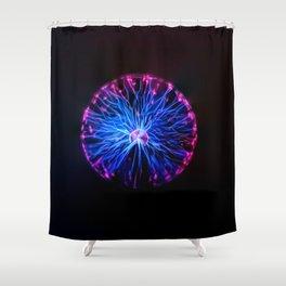 High Intensity Shower Curtain
