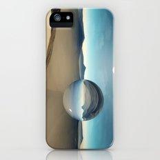 desert sphere void iPhone (5, 5s) Slim Case