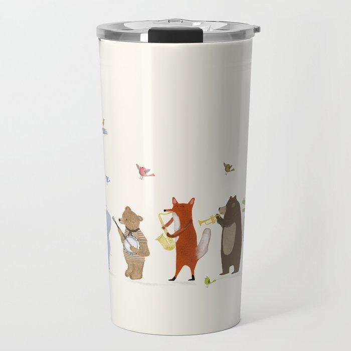 little parade Travel Mug