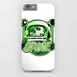 The Space Explorer iPhone Case