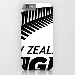 New Zealand Rugby Union - Best Selling iPhone Case