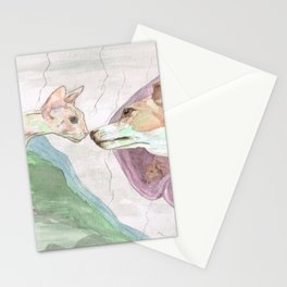 Creation of Ziggy Stationery Cards