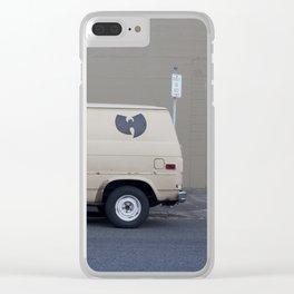 Wu Tang Van Clear iPhone Case
