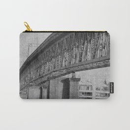 OLD SELLWOOD BRIDGE - PORTLAND OREGON Carry-All Pouch