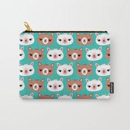 Dotty Alpacas I Carry-All Pouch