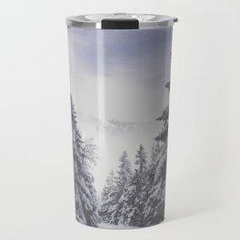 It's gonna clear up - Landscape and Nature Photography Travel Mug