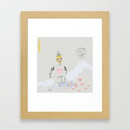 Loading... Framed Art Print