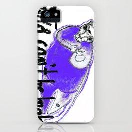 Wild can't be broken iPhone Case