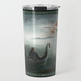 Lady of the Lake Travel Mug