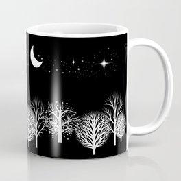 Moonlight Forest Coffee Mug