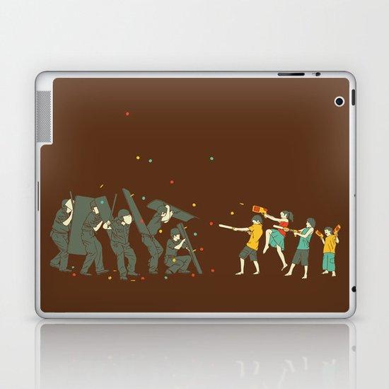 The children are revolting Laptop & iPad Skin