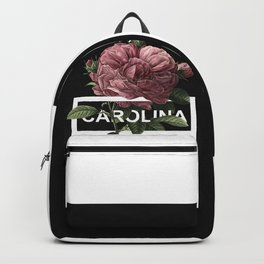 Harry Styles Carolina graphic artwork Backpack