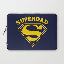 Superdad | Superhero Dad Gift Laptop Sleeve