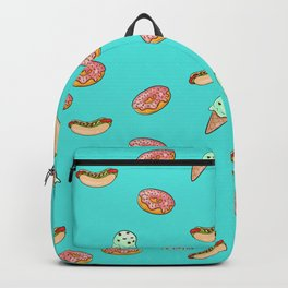 Sweet and desserts Backpack