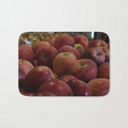 An apple a day Bath Mat