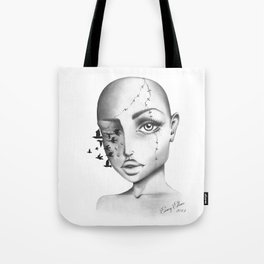 Fuck Cancer Tote Bag