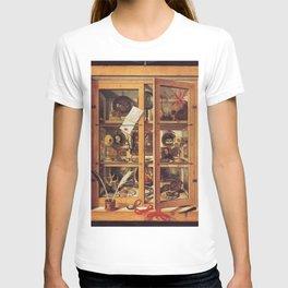 Cabinet of curiosities T-shirt