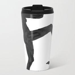 Kick Metal Travel Mug