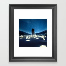 Star Light Framed Art Print
